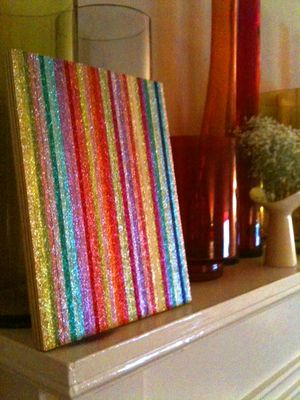 Glitter Painting1