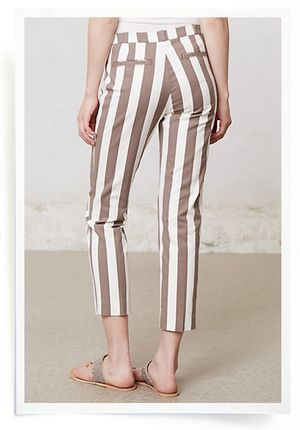Striped pants 2