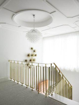 Brass Stair