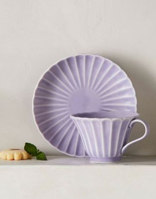 Lilac TeaCup 2